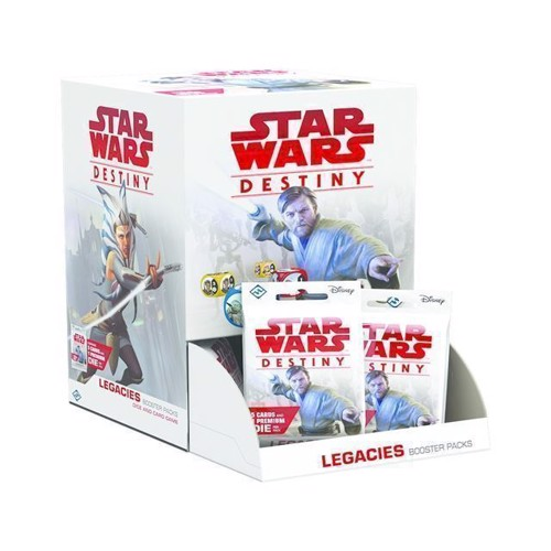 Image of   Star Wars - Destiny - Legacies - Boosterbox - 36 Booster Packs