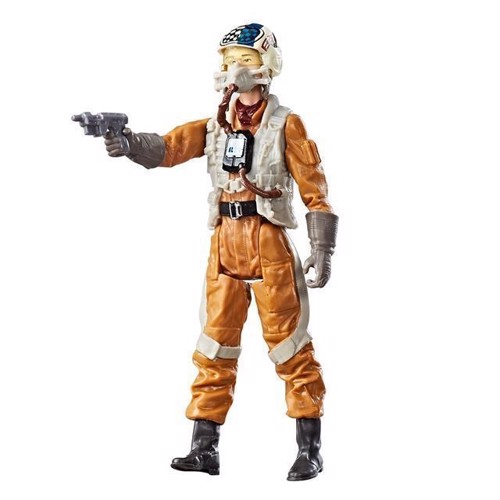 Image of   Star Wars - Force Link Figur Resistance Gunner Paige