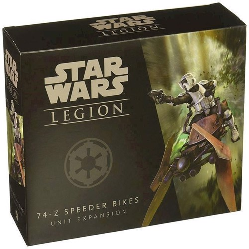 Image of   Star Wars - Legion - 74-Z Speeder Bikes Unit