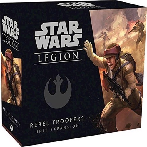 Image of   Star Wars - Legion - Rebel Troopers Unit Expansion