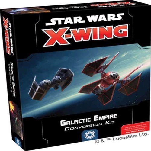 Image of Star Wars - X-Wing - 2Nd Edition - Galactic Empire - Conversion Kit