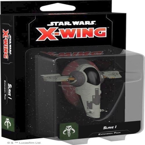 Image of Star Wars - X-Wing - 2Nd Edition - Slave I
