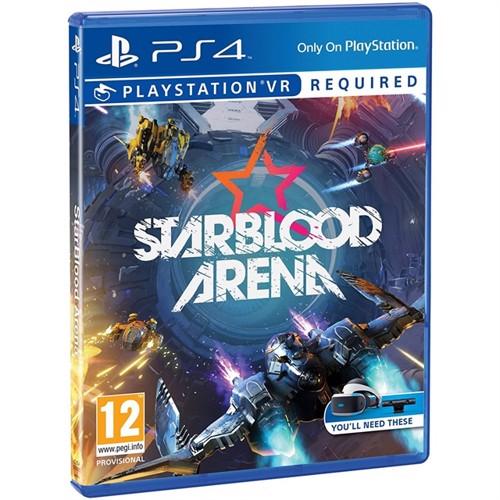 Image of StarBlood Arena (VR) (UK/Arabic) - PS4 (0711719833260)