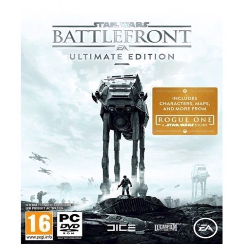 Image of Star Wars Battlefront Ultimate Edition - PS4 (5030936122014)
