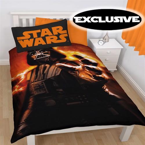 Image of Star Wars Darth Vader Sengetøj
