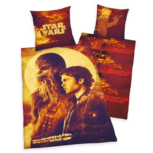 Image of Star Wars Han Solo Sengetøj 100 Procent Bomuld
