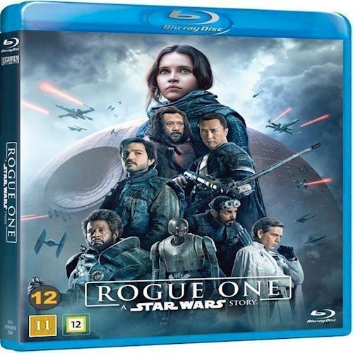 Image of   Star Wars Rogue One A Star Wars Story Blu-ray