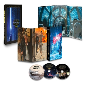 Image of   Star Wars: The Force Awakens, Blu-ray