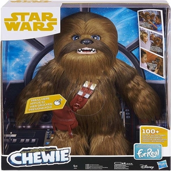 Image of Star Wars Ultimate Co-pilot Chewbacca (0501099351042)