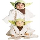 Star Wars Yoda Udklædningstøj (2-3 år)(Str. 99/Toddler)