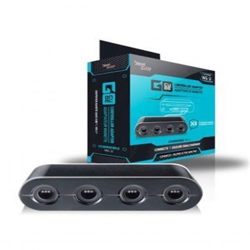 Image of Steelplay Controller Adapter SwitchPS3PC (3760210991181)