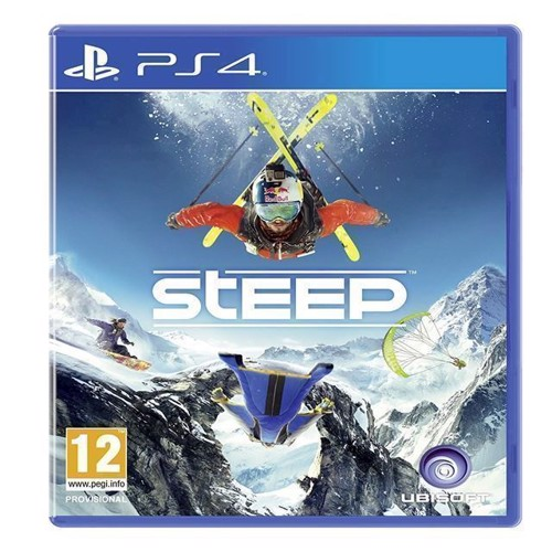Image of Steep (Nordic) - PS4 (3307215974360)