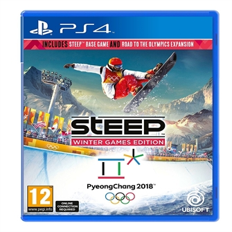 Image of Steep: Game of the Year (FR) (3307216038689)