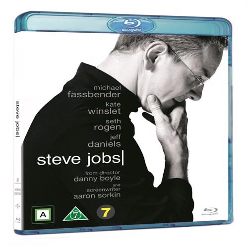 Steve Jobs - Blu Ray