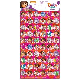 Image of Klistermærker med Dora udforskeren