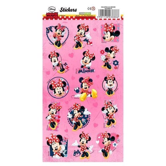 Image of Klistermærker - Minnie Mouse