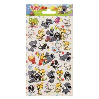 Image of Sticker sheet Woezel ; Pip (8718819311195)