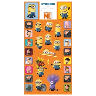 Image of Sticker Twinkle - Minions 1 (8718274287448)