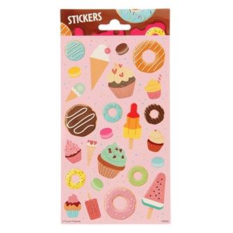 Image of Klistermærker Twinkle søde sager