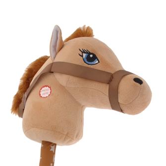 Image of Stick horse Plush, 68cm (8719202865196)