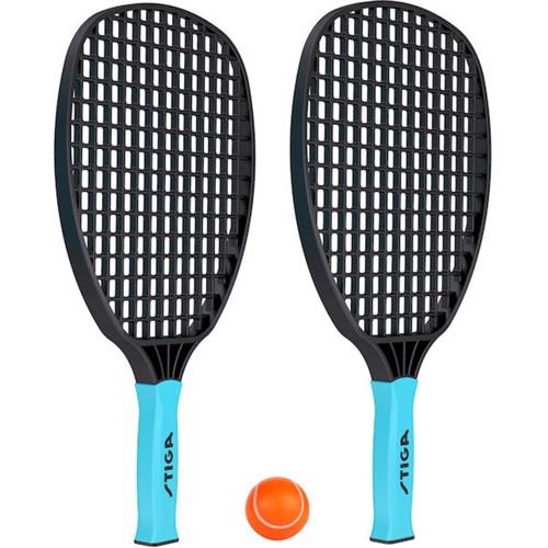 Image of Stiga Beach Tennis set (77-4421-16) (7318684421169)