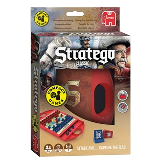 Image of Stratego Compact (8710126198193)