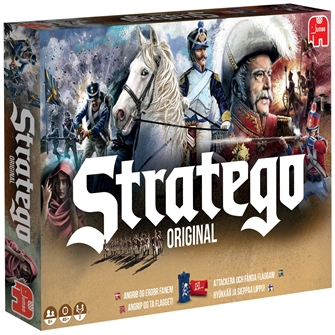 Image of Stratego Original (Nordic) (8710126815861)