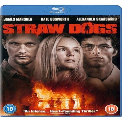 Image of Straw Dogs Blu-ray (5050629775532)
