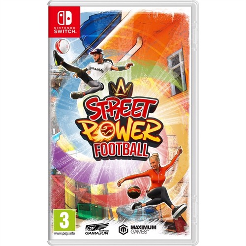Image of Street Power Football - PS4 (5016488135825)