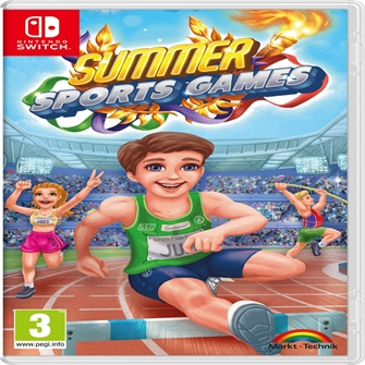 Image of Summer Sports - Nintendo Switch (4251357809709)
