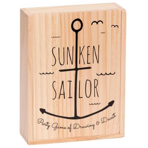 Image of Sunken Sailor Brætspil (Engelsk) (3558380067511)