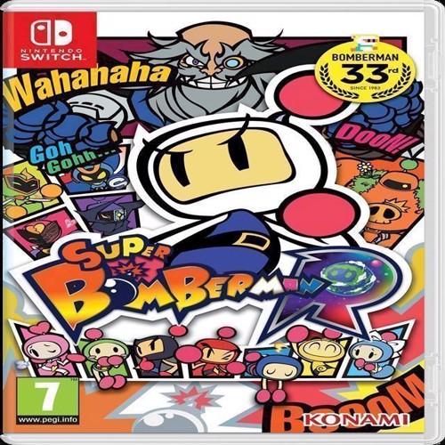 Image of Super Bomberman R, Nintendo Switch (4012927085189)