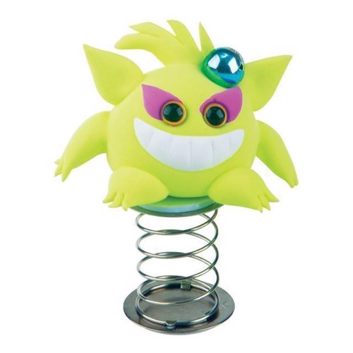 Image of Modellervoks, Super Dough dansende monster Diana