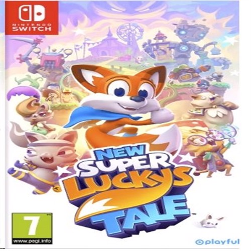 Image of Super Luckys Tale - Pc (9120080073006)