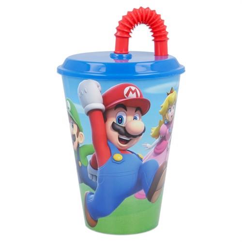 Image of Super Mario krus med låg (8412497214303)