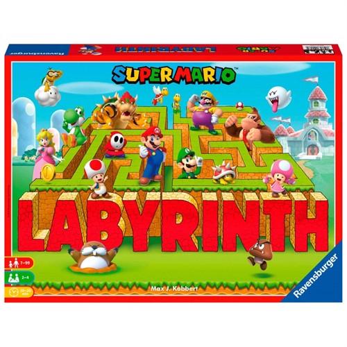 Image of Super mario labyrint (4005556260638)