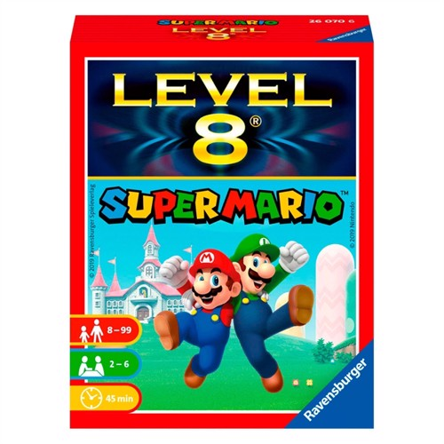 Image of Super mario level 8 (4005556260706)