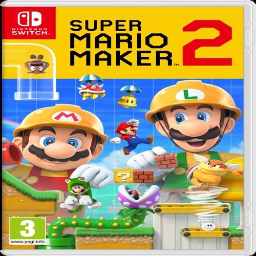 Image of Super Mario Maker 2, Nintendo Switch (0045496424343)