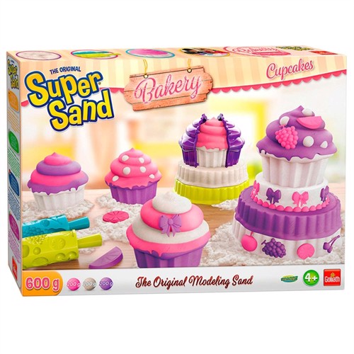 Image of Super Sand Cupcakes (8711808833418)