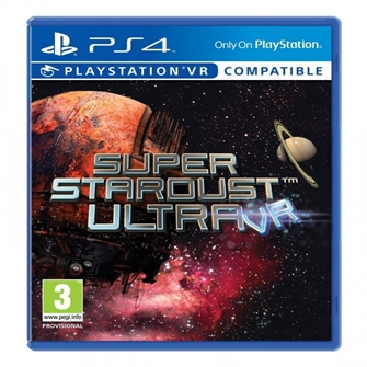 Image of Super Stardust Ultra (VR) - PS4 (0711719857952)