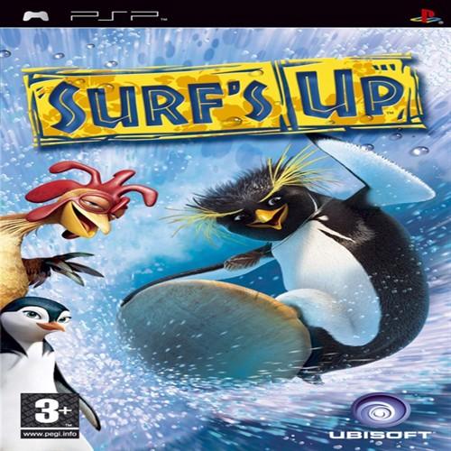 Image of Surfs up PSP