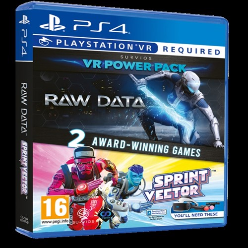 Image of Survios VR Power Pack - PS4 (5060522095910)