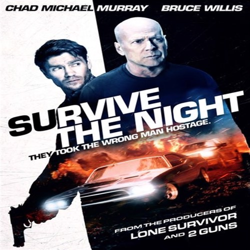 Image of Survive The Night- Blu ray (5705535065382)