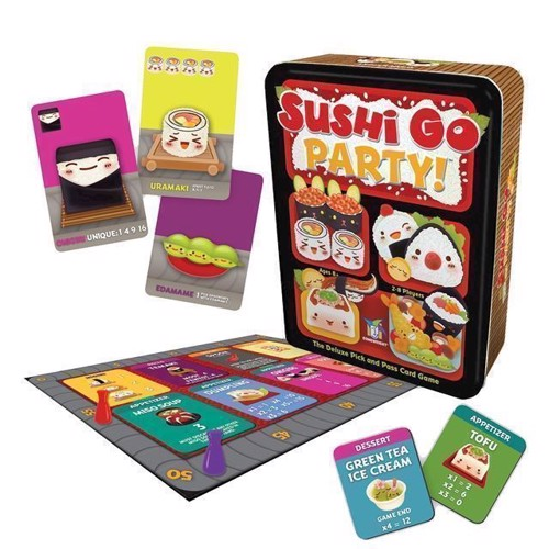Image of   Spil Sushi Go Party