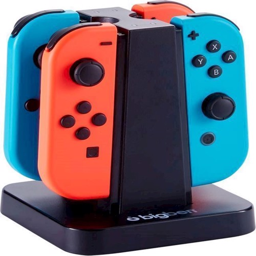 Image of Switch Quad Charger Joycon - Nintendo Switch (3499550357967)