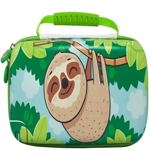 Image of Switch Sloth Case Green - Nintendo Switch (5060176365148)