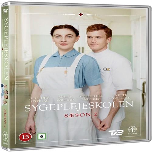 Image of Sygeplejeskolen Serie 2, DVD (7333018015463)