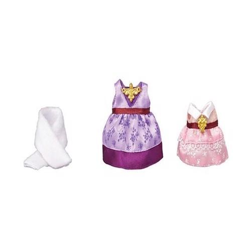 Image of Sylvanian Families, Town Girl, udklædningssæt, lilla og lyserød (5054131060209)