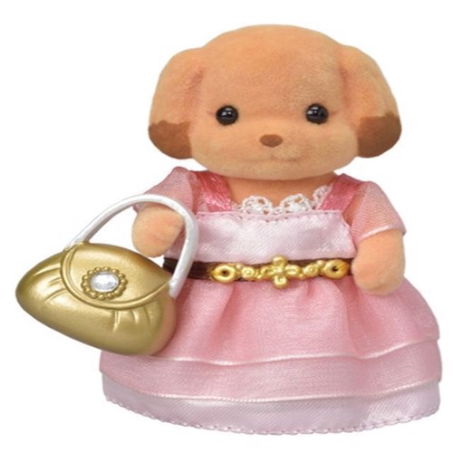 Image of Sylvanian Families, Town Girl, Puddel (5054131060049)