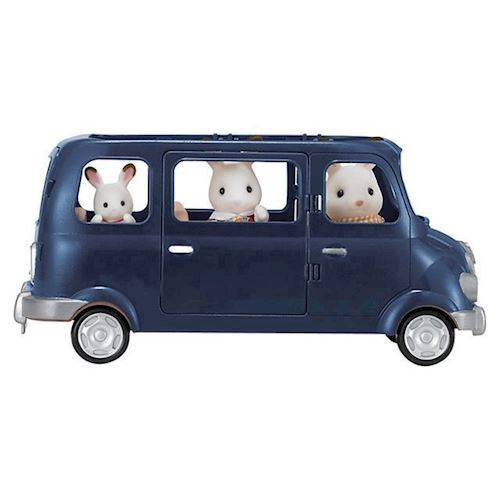 Image of Sylvanian Families mini familiebus (8718637020033)